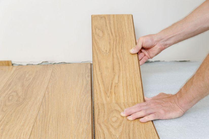 Installating timber floors in geelong