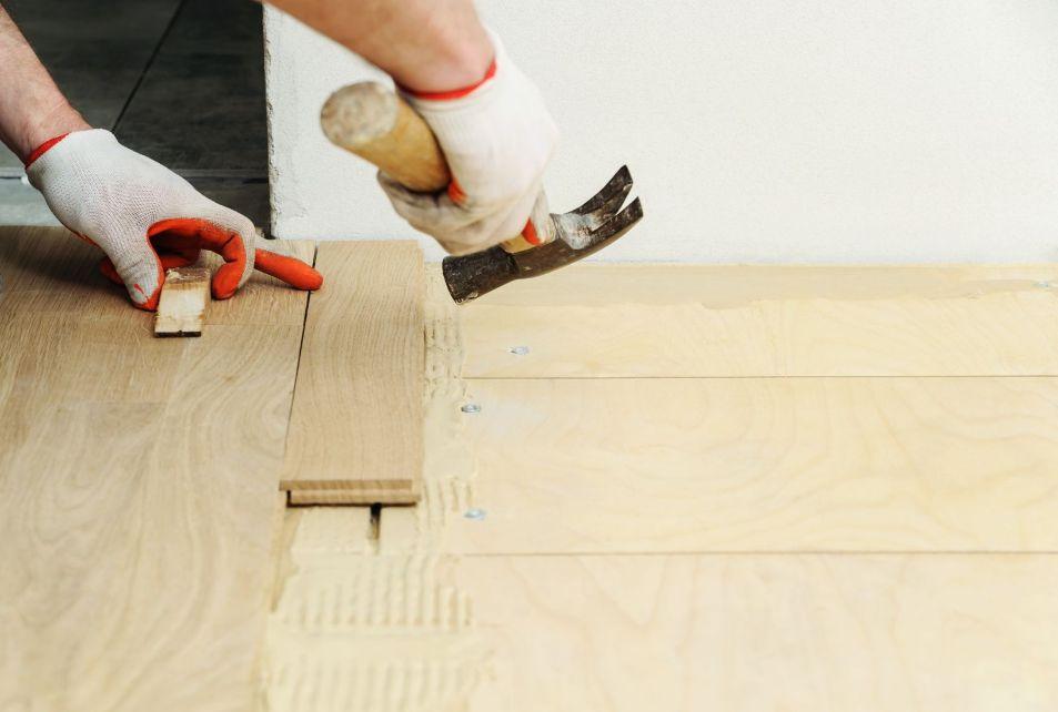 secret nailing timber floor boards in geelong